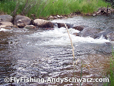 South boulder creek my fly fishing blog for Gross reservoir fishing